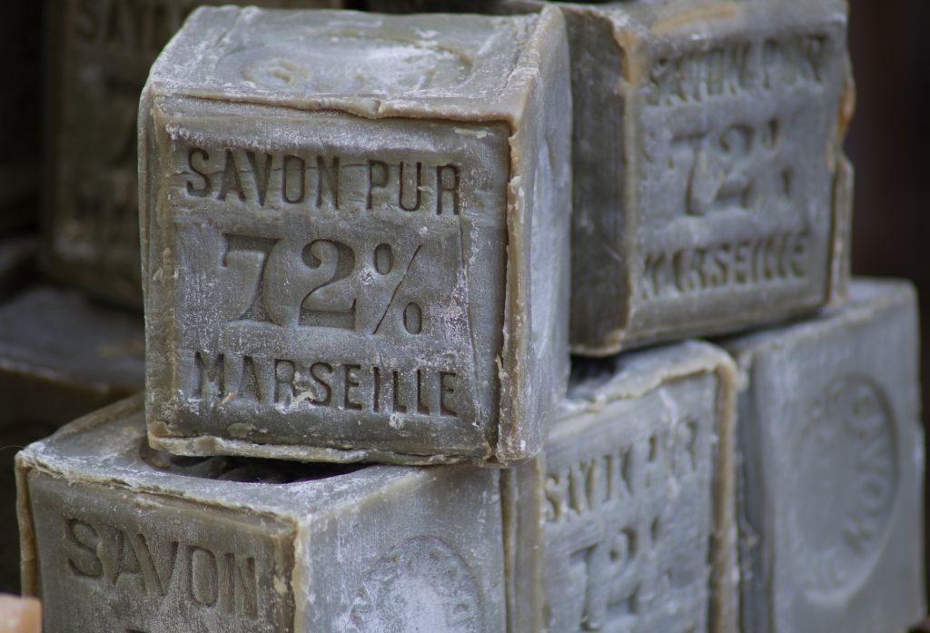 Le savon de Marseille multi-usages